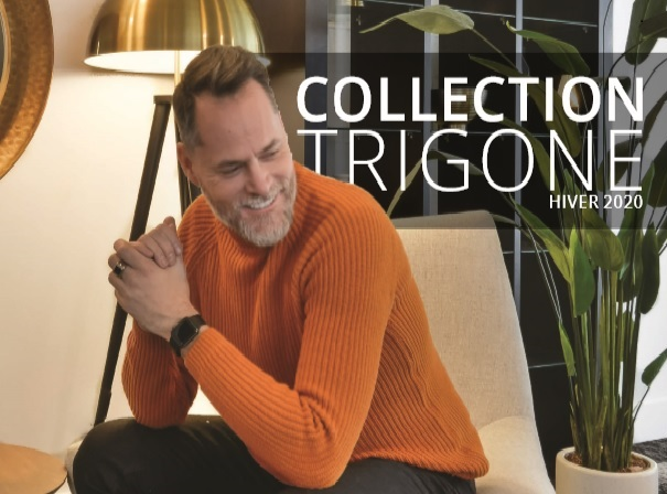 Collection Trigone Hiver 2020
